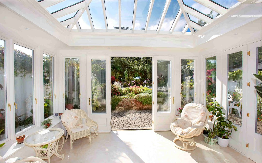 Orangery with Bi Fold Doors