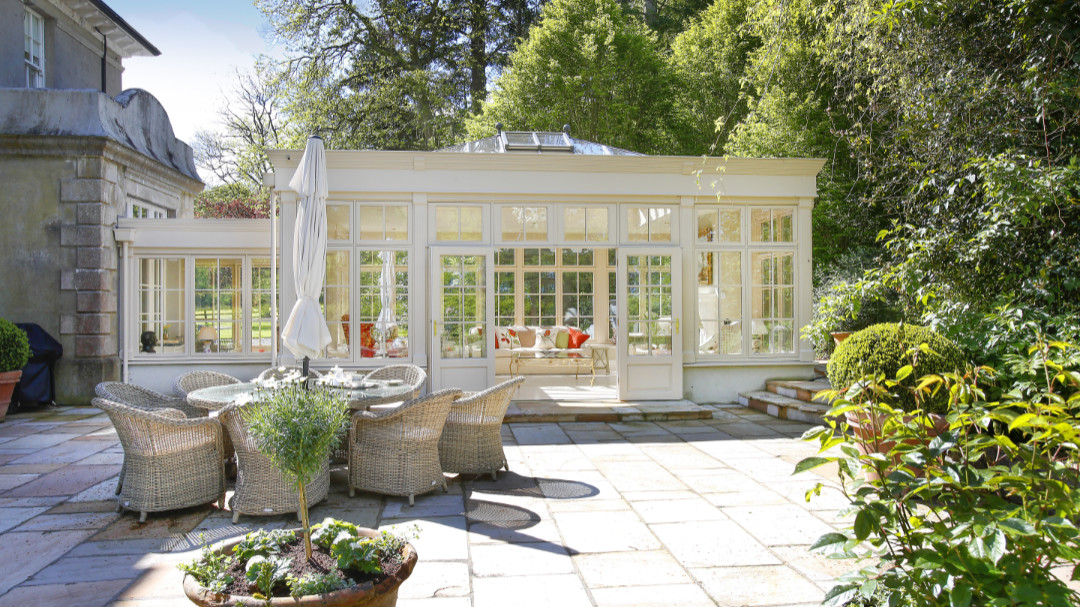 Norman Pratt Orangery
